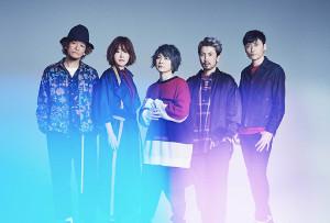解散について語ったAqua Timezの(左から)OKP―STAR、mayuko、太志、TASSHI、大介