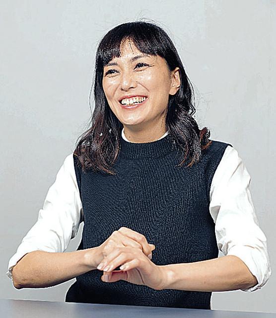 村尾信尚キャスターについて「先生みたいな存在。会えなくなるのは寂しい」と語った板谷由夏(カメラ・森田 俊弥)