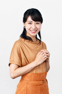 「スーパーJチャンネル」MCに就任するテレビ朝日・林美沙希アナ