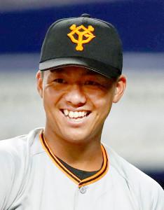 プロ初出場を記録した田中貴