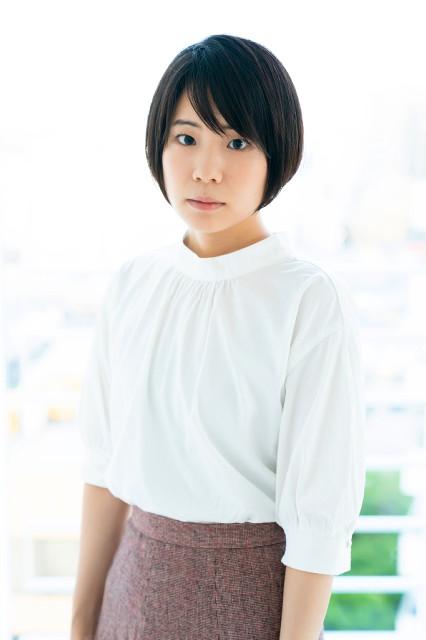 注目の女優・真魚