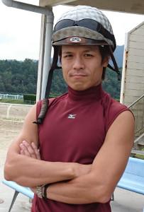 阪神ジャンプSでラヴアンドポップに騎乗して9年連続同一重賞連対を狙う高田潤騎手