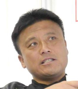湘南のチョウ監督
