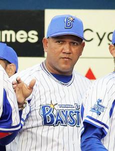 DeNA・ラミレス監督
