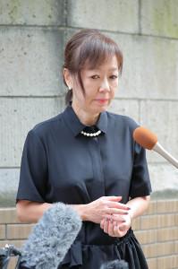 沈痛な表情で樹木希林さんとの思い出を語った浅田美代子