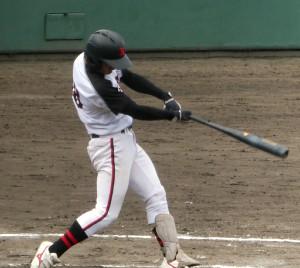日大・石田は4安打を放つ活躍をみせた