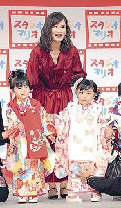 イベントに出席した前田敦子