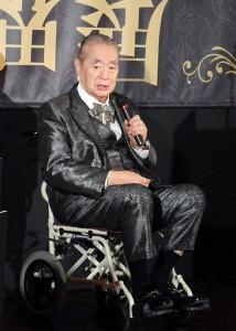 「イグ・ノーベル賞の世界展」オープニングセレモニーに出席したドクター中松