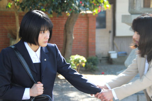 織田奈那(左)と櫻井淳子