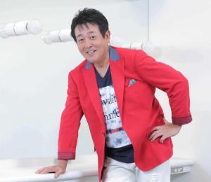 「TUBE」の前田亘輝