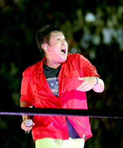 愛馬・ノブワイルドが重賞初勝利を達成した前田亘輝