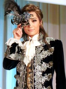 宝塚歌劇、雪組公演「ファントム」製作発表。ファントムを演じる雪組トップスターの望海風斗