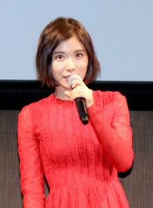 東京国際映画祭のアンバサダーに就任した松岡茉優