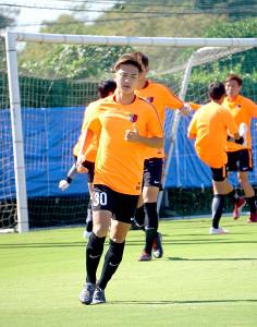 U―19アジア選手権に選出された鹿島MF安部裕葵
