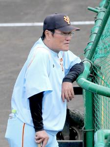 2軍打撃コーチを務めた田代氏