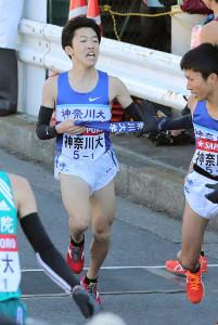 山藤篤司(左)