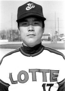 金田留広氏(1977年撮影)