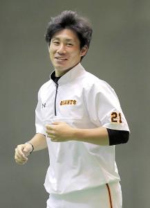 巨人・吉川光