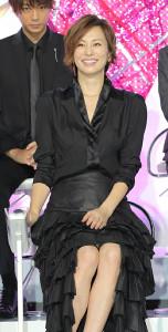 「リーガルV」第2話で18・1%の好視聴率をたたき出し、テレ朝三冠王の原動力となった米倉涼子