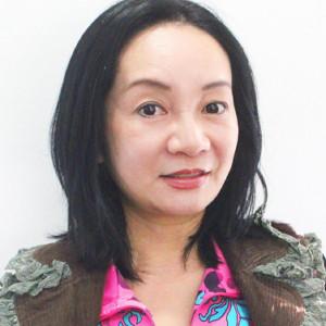 岩井志麻子さん