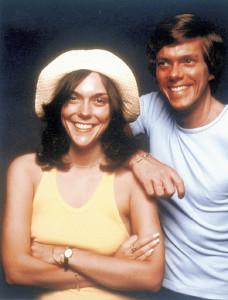 「カーペンターズ」のリチャードと生前のカレンさん