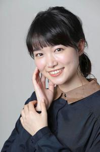 女優、監督、文筆家と三刀流としての活躍を誓う小川紗良(カメラ・頓所 美代子)