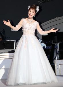 東京・大田区民ホールでコンサートを行った原田悠里
