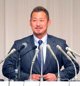 海外FA権を行使せず残留を宣言した中田