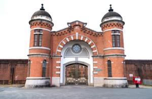 ロケ地となった旧奈良監獄