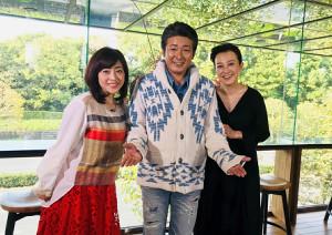 「ボクらの時代」の(左から)松本明子、布川敏和、森尾由美(C)フジテレビ