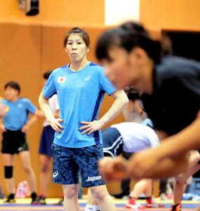 全日本選手権を欠場することが濃厚となった吉田沙保里