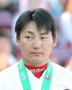 広島から国内FA宣言した丸佳浩外野手