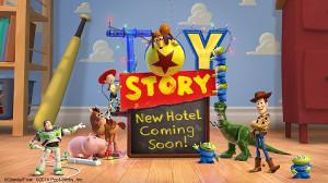 ディズニーの新ホテルは「トイ・ストーリー」をイメージ