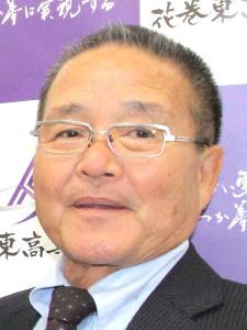 苑田スカウト統括部長は広島の歴史を築いてきた名スカウトだ