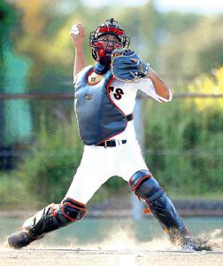 3年連続で盗塁阻止率セ・リーグトップに輝いた巨人・小林