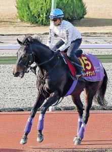 阪神JF3勝の福永も評価するビーチサンバ