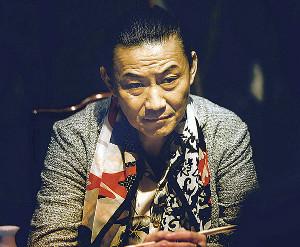 中国人マフィアのボス役で14年ぶりに日本のドラマに出演するウー・ルーチン