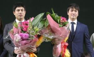 西村氏(左)と、山口氏