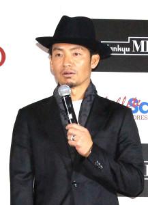 アスリート・ドレッサー・アワードに選出された阪神の鳥谷