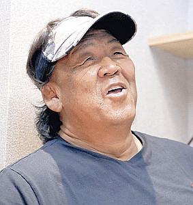 マサ斎藤さんの思い出を懐かしそうに語る長州力