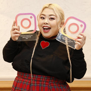 Instagram「MVI 2018」2冠を達成した渡辺直美