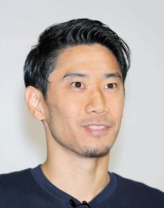 アジア杯の日本代表メンバーから外れたMF香川真司