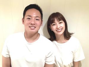 結婚を発表した楽天・松井裕樹投手と女優の石橋杏奈