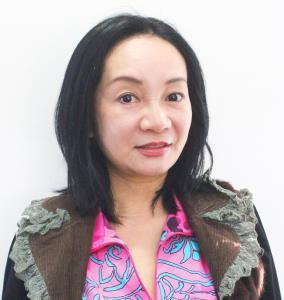 作家の岩井志麻子さん