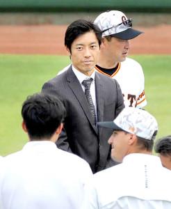 BC栃木の監督に就任する、寺内氏