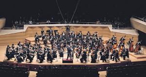 日テレの皇室関連ニュースのテーマ曲を担当する読売日本交響楽団(C)読響