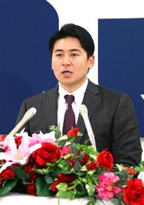 4200万円増で契約を更改した広島・会沢