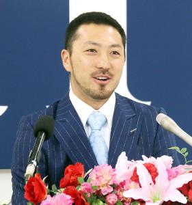広島・菊池は、ポスティング制度によるメジャー挑戦の意思を表明