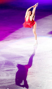 メダリストオンアイス2018・華麗な演技を披露する世界選手権代表・坂本花織