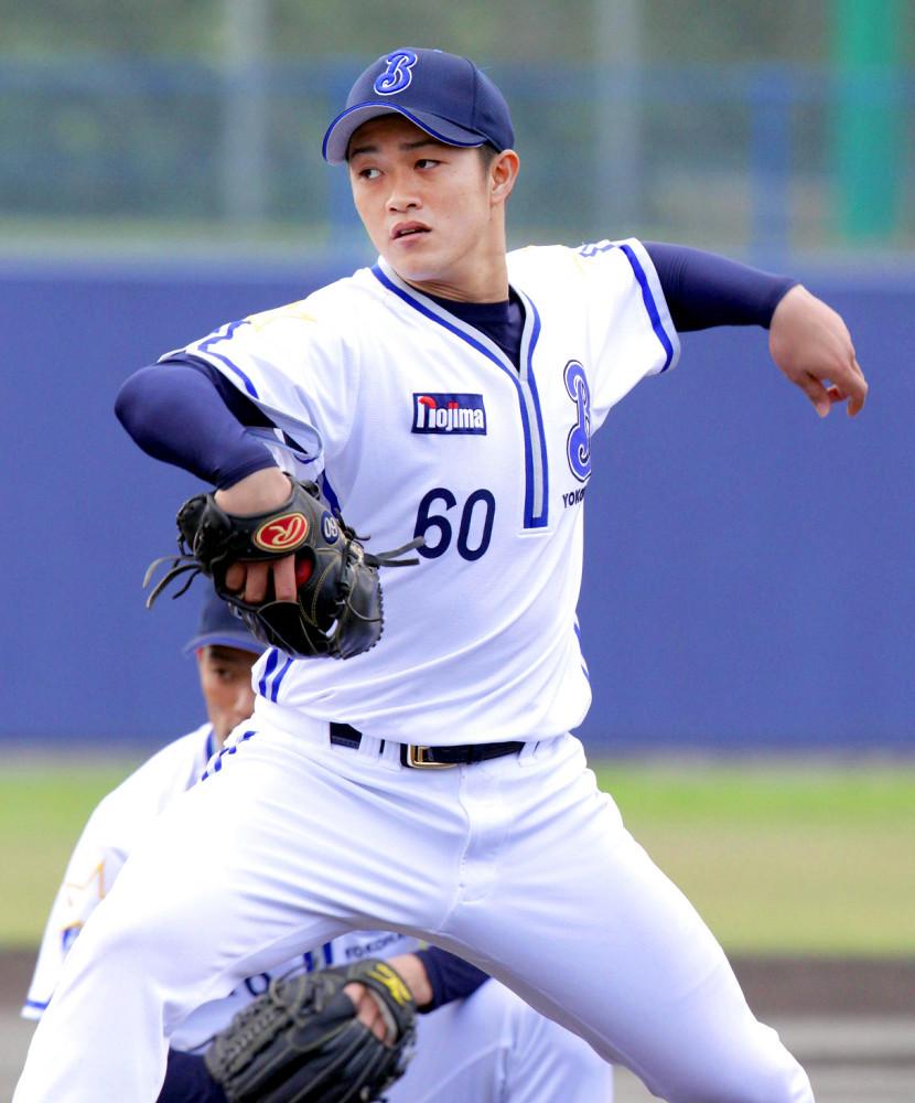 横浜時代の佐藤祥万(2011年撮影)